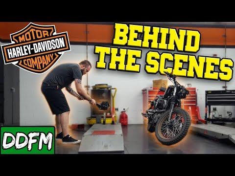What It Is Like To Be Interviewed by Harley Davidson of Tucson