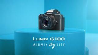 YouTube Video 1zFeyVrrQOs for Product Panasonic LUMIX DC-G100 Micro-Four-Thirds Camera (DC-G100V w/ Tripod Grip DMW-SHGR1) by Company Panasonic Corporation in Industry Cameras