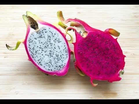 Ejder Meyvesi, Pitaya, Dragon Fruit Nedir? Nasıl Yenir?