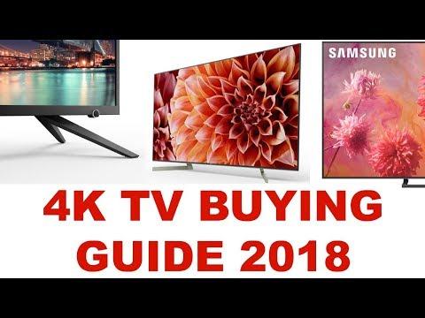 My top 3 Best 4k HDR TVs of 2018
