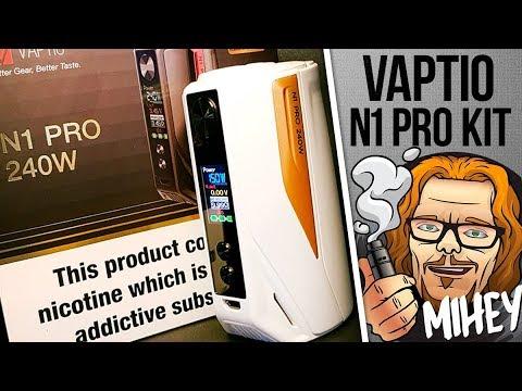 Vaptio N1 Pro 240W Kit