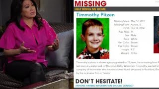 Why An Advocate For Missing Children Says She Believes Timmothy Pitzen Can Be Found