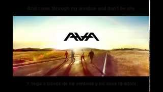 Angels & Airwaves Anomaly lyric (Español - Ingles)