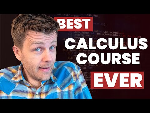 This is the BEST course on CALCULUS that I have seen is FREE. Insight and Intuition included.