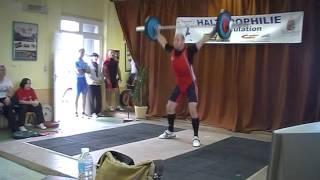preview picture of video 'Championnat Régional Par Equipes 2012-2013 - 1ère journée à Pamiers - Arraché'