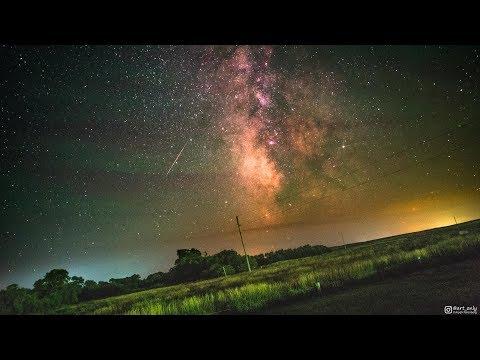 The Earth Rotating Beneath a Stationary Milky Way