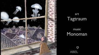 [ Peaceful Relaxing Soothing ] Sky Jellyfish - Monoman(w Tagtraum) Subscribe me❤️
