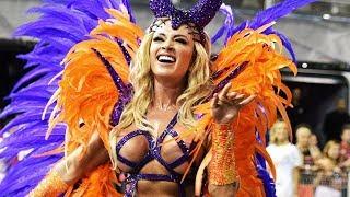 São Paulo Carnival 2018 [HD] - Floats & Dancers   Brazilian Carnival   The Samba Schools Parade