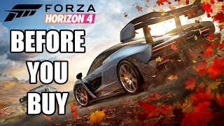 Forza Horizon 4 - 15 Things You Need To Know Before You Buy