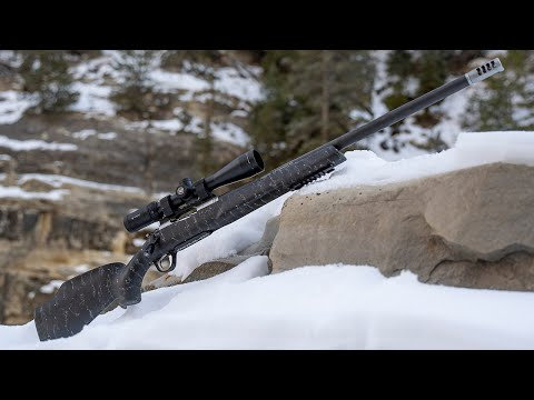 Christensen Arms introduces a new precision hunting rifle