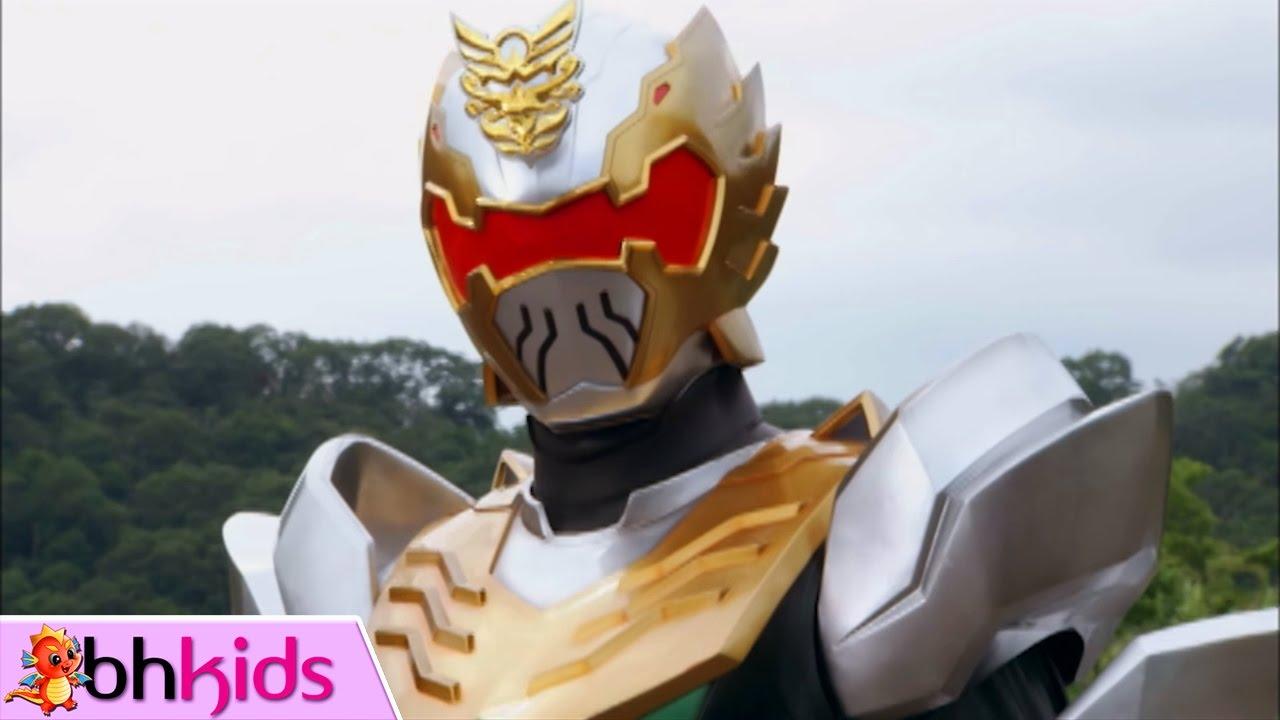 Siêu Nhân Thiên Sứ - Tensou Sentai Goseiger, Tập 22: Linh Thú Sư Tử Đất