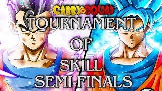 Xenoverse 2 Semi Finals Are HERE!! Cabbysquad Tournament of Skill, Tunnelvision Vs Sonicmathews