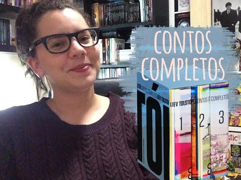 CONTOS COMPLETOS, VOL 1. (CONTOS 1 E 2), de Liev Tolstói