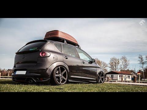 Bagged Seat Altea - Carporn Z-Performance Wheels