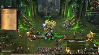 Bajheera - Legion Warrior Class Campaign Finale! - How to Unlock 3rd Relic Slot :)