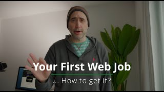 How to Get your First Web Developer Job IN 2021?