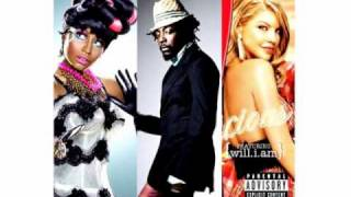 Fergie vs will.i.am & Nicki Minaj - Fergalicious Check It Out Mash-Up