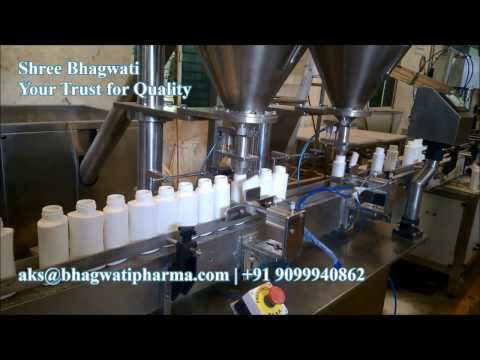 Glucose Powder Filling Machine