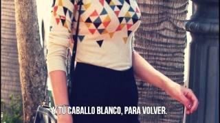 White horse - Taylor Swift (Subtitulada en español)