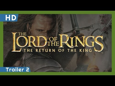 Video trailer för The Lord of the Rings: The Return of the King (2003) Trailer 2