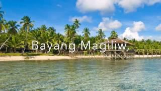 """The Philippine National Anthem - """"Lupang Hinirang"""""""