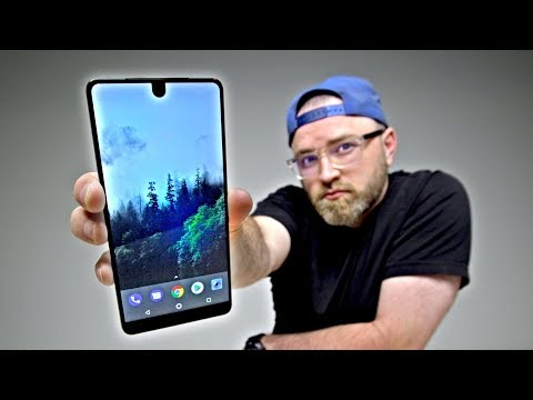 Essential Phone Unboxing – Is This Your Next Phone?