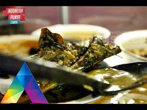 Video INDONESIA PUNYA CERITA - Ikan Pedas Mangut Kepala Manyung Khas Pati Jawa Tengah