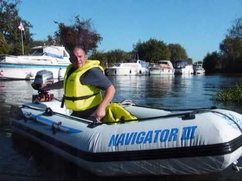 NAVIGATOR 111 400,,On The River Stour,,part one