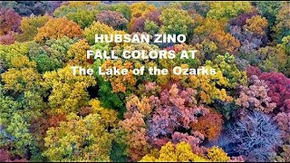 Hubsan Zino Fall Colors at the Lake of the Ozarks