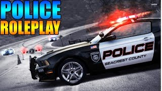 Gmod POLICE RP Mod 3