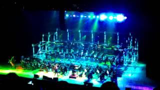 Концерт Би-2 с оркестром 18.10.12 - Шар Земной