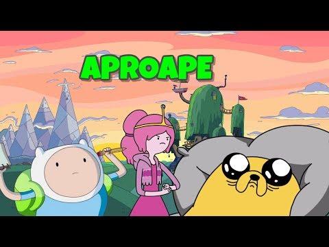 Adventure Time e Aproape de FINAL