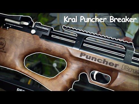 Kral Breaker Bullpup Air Rifle