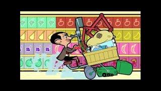 Mr Bean | SUPERKARTE | Cartoon für Kinder | WildBrain
