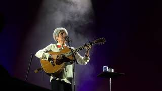 Joan Baez singing Silver Dagger at York Barbican 13th March 2018