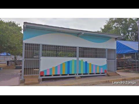Inicia traslado de aulas prefabricadas a zonas afectadas por los huracanes Eta y Iota en Nicaragua
