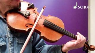Discovering Rock Violin - 1. The Major Pentatonic Scale