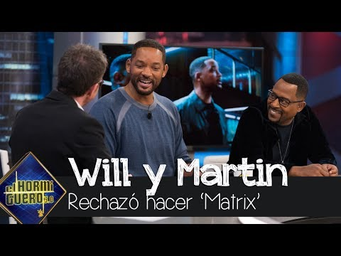 Will Smith odmítl roli Nea v Matrixu