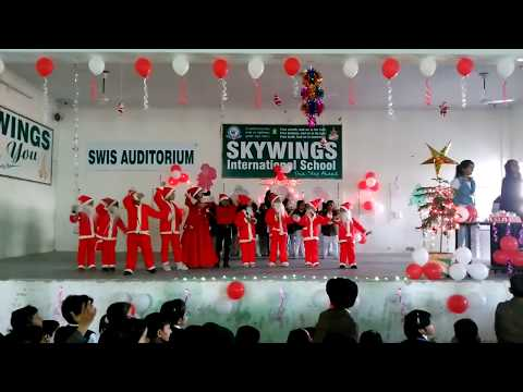 Christmas Celebration Video
