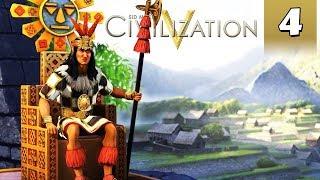 Civilization 5 Vox Populi #4 - Inca Gameplay