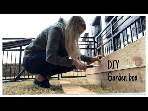 DIY: Garden box