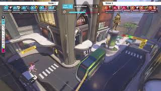 Rapid Review: Numbani Defence, Scrim v. Team Nano