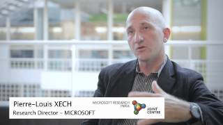 preview picture of video 'Microsoft Research and INRIA Joint Centre in France'