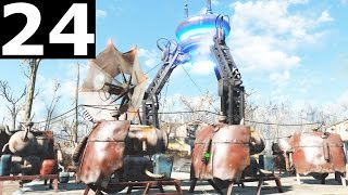 Fallout 4 the molecular level construction walkthrough pc fallout 4 walkthrough gameplay part 24 signal interceptor teleport to institute finding shaun solutioingenieria Choice Image