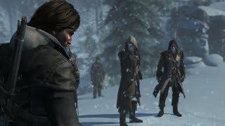 Assassins Creed Rogue - Shay Left The Brotherhood