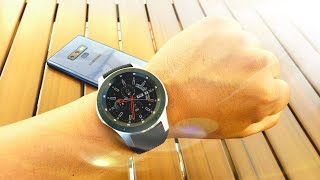 Samsung Galaxy Watch Full Review | The Perfect Smartwatch??