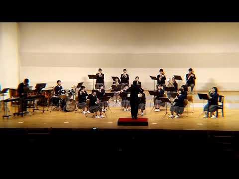 さえき吹奏楽フェスティバル2019 5-2 広島市立五日市観音中学校吹奏楽部「ドラえもん」 2019. 1.20