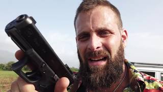 Spy Camera Buying Guns & Ammo In Honduras