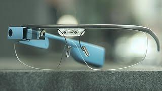 Смотреть онлайн Обзор очков Google Glass от Розетки