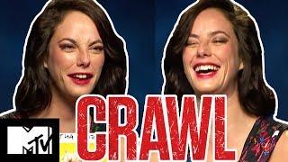 Crawl's Kaya Scodelario Plays Real Or Fake Creepy Crawlies | MTV Movies